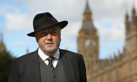 'It's time for a general election' - George Galloway blasts Tory government