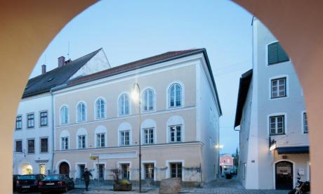 Austrian politicians agree to seize the house where Hitler was born