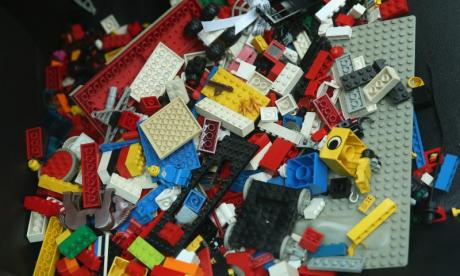 The Big Debate on toys: 'Theresa May wore those trousers made of Lego'
