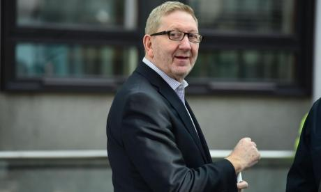 Len McCluskey warns plotters against Jeremy Corbyn in re-election bid