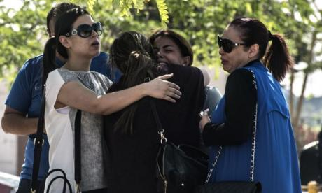 EgyptAir flight MS804: traces of explosive found on crash victims' bodies