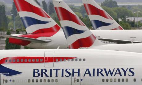 'It was very strange indeed but also quite exciting' - The three passengers who got a British Airways flight to themselves