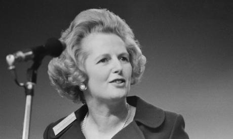 Thatcher's 11-year tenure as prime minister ended in 1990