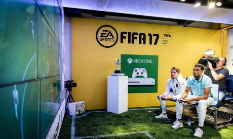 Russian MPs accuse FIFA 17 video game developer of supporting 'gay propaganda'