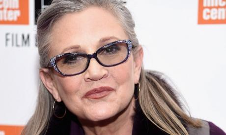 "Co-star pays tribute to ""brilliant, funny"" Carrie Fisher"
