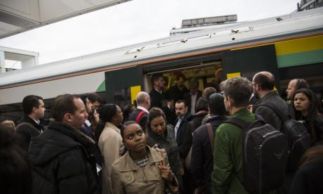 'You're out of order' - James Whale lambasts Mick Cash over Southern Rail Strikes