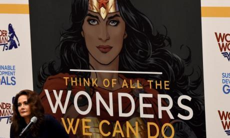 Wonder Woman is dropped as a UN ambassador after just two months