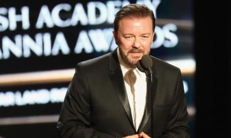 'David Brent can't continue performing when he's 60, it would be too tragic', says Ricky Gervais