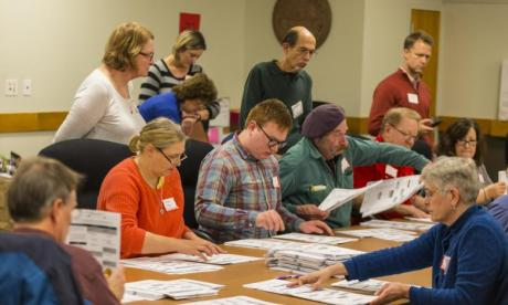 Michigan set to begin recount of presidential election votes