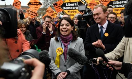 'The best piece of political journalism I have witnessed in decades' - Twitter reacts to Julia Hartley-Brewer's interview with Sarah Olney