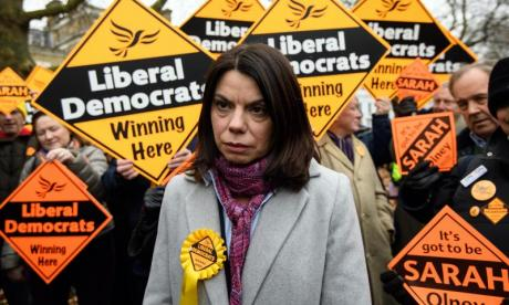 Sarah Olney talkRADIO interview: 'Press officer should be sacked for that disaster'