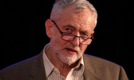 Jeremy Corbyn accuses Theresa May of behaving like Henry VIII