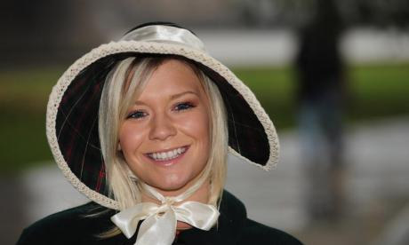 Suzanne Shaw on her Panto role as Princess Jasmine in Aladdin