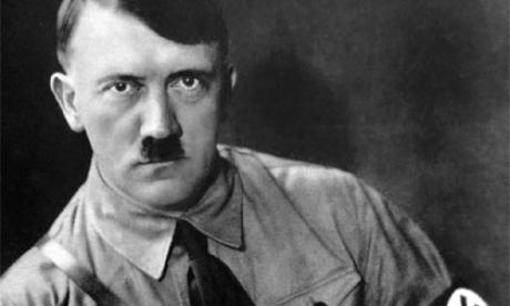 Hitler posters were found in two locations at Chicago University