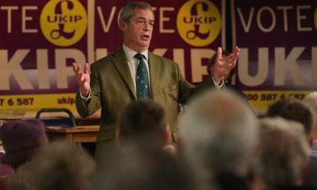 Nigel Farage says the Archbishop of Canterbury is horribly out of touch