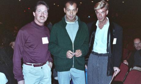 Roland Gift found fame as one of Britain's top singers during the 1980s