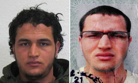 Berlin truck attack: manhunt underway for suspect Anis Amri