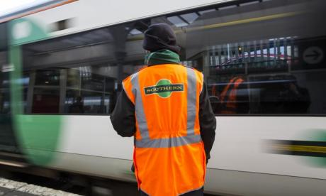 Southern Rail Strike: Chris Grayling 'needs to roll up his sleeves and sort it out', says Christian Wolmar