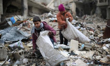 Syria's civil war erupted in May 2011
