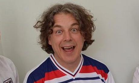 Alan Davies on QI, Jonathan Creek and his new DVD