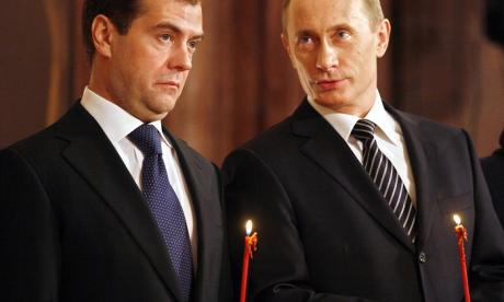 Putin has been urged to expel 35 US diplomats in a tat-for-tat retaliation to US measures announced earlier today