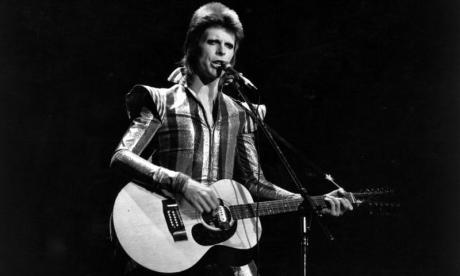 Bowie died of cancer last year, aged 69