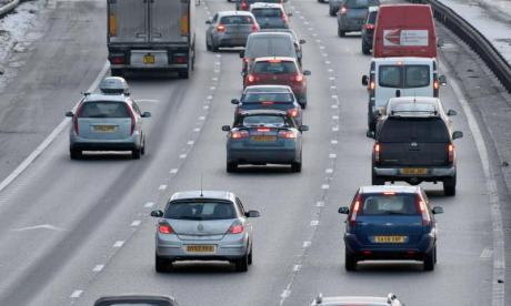 Body discovered on the M1 which has been 'run over several times'