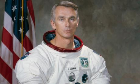 The last man to walk on the moon Gene Cernan, dies aged 82
