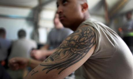 European Commission finds most tattoo inks can cause health risks and may not be sanitary