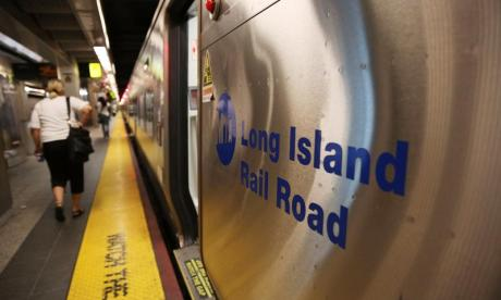 Train derails in New York injuring at least 18 people