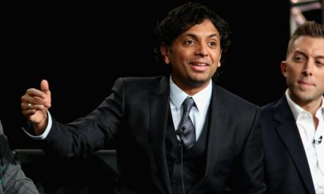 LISTEN: M Night Shyamalan rips into Jon Holmes for being unable to pronounce his name