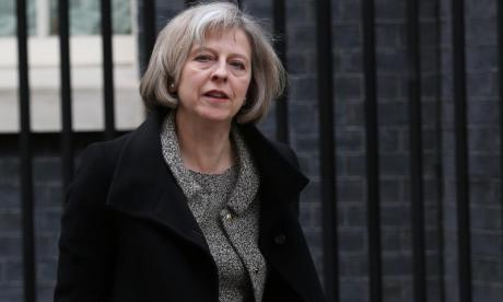 Russian UK embassy accuses Theresa May of bringing back 'Cold War' animosity
