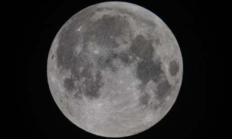 China plans mission to the moon to collect lunar material in November