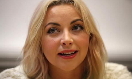 'Oh pur-lease, he's never heard of you' - Twitter goes for Charlotte Church after Donald Trump tweet