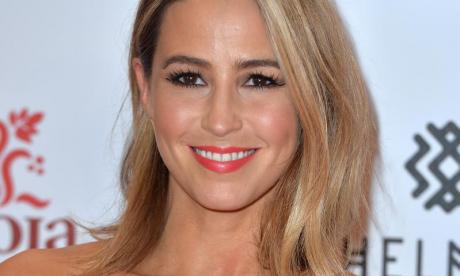 Jon Holmes thanks Rachel Stevens on behalf of men for making them touch their testicles