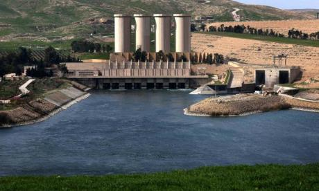 Mosul dam could collapse at any moment, causing an environmental disaster and killing 1.5 million people