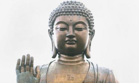 Huge 600-year-old Buddha is discovered in China