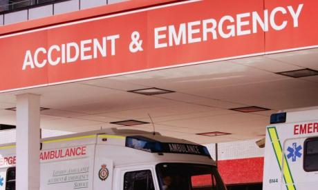 'There's a perverse incentive in the A&E system, of the money following the patient', says doctor