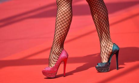 'If a job requires you to wear high heels, either wear them or don't take the job' says Karen Danczuk