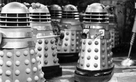 After a mix up, Jon Holmes finds out more about Doctor Who's Davros