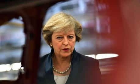 Theresa May to make speech on Brexit following Sir Ivan Rogers' resignation
