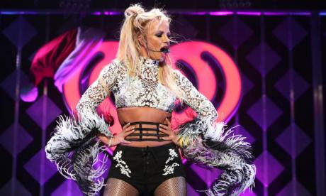 Britney Spears doesn't give 'her blessing' to new film about her life