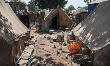 10-year-old girl dies after triggering her suicide vest at IDP camp in Nigeria