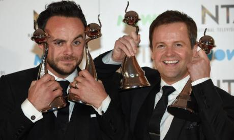 Twitter overflows with love for Ant and Dec after they're granted OBEs