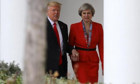 UK-US 'special relationship unlikely to make Donald Trump change course', says lecturer Dr Adam Quinn