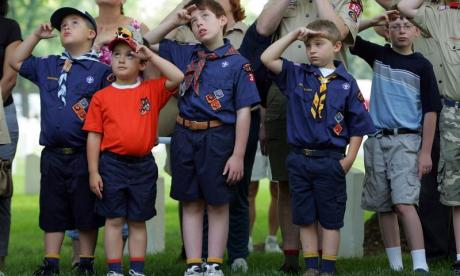 Transgender children now allowed to join the Boy Scouts of America