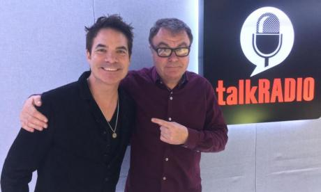 Train's Patrick Monahan on the new album, the band, and his career