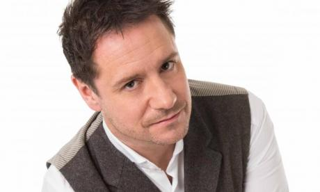 Jon Holmes promises to provide 'comfort and entertainment' to listeners
