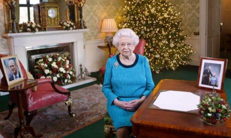 The Queen has ruled Britain since 1952