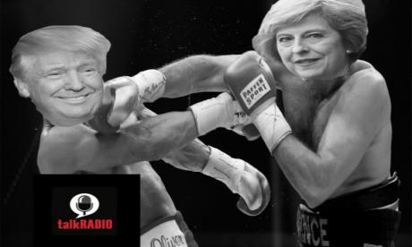Theresa May vs Donald Trump - How do the contenders shape up ahead of their first round?